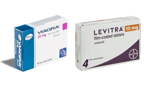 Viagra vs Levitra